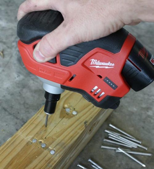 What Is A Palm Nailer Used For