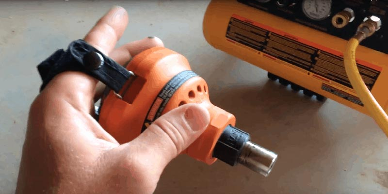 How to use a palm nailer