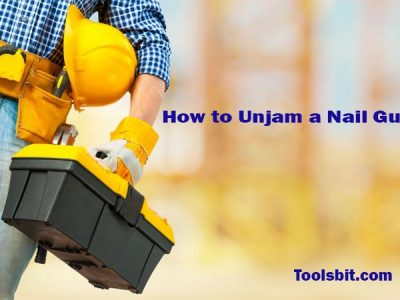 how to unjam a nail gun