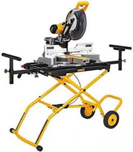 DEWALT Miter Saw Stand With Wheels (DWX726)