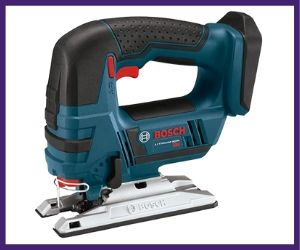 Bosch JSH180B 18 which is helpful for various DIY Projects