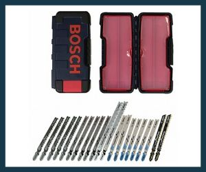Bosch TC21HC Blade set