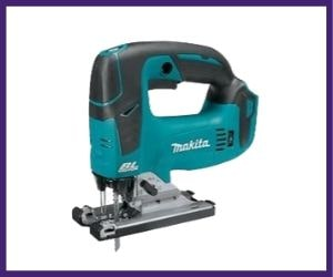 Makita XVJ02Z jigsaw will be best jigsaw for cutting in the purpose of woodworking and others