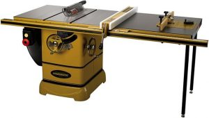 Powermatic 1792001K PM2000, 3HP 1PH Table Saw